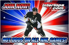 Intertops Hockey Betting
