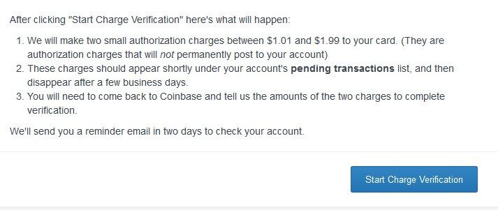 CoinBase.com Bitcoin Registration Step 7