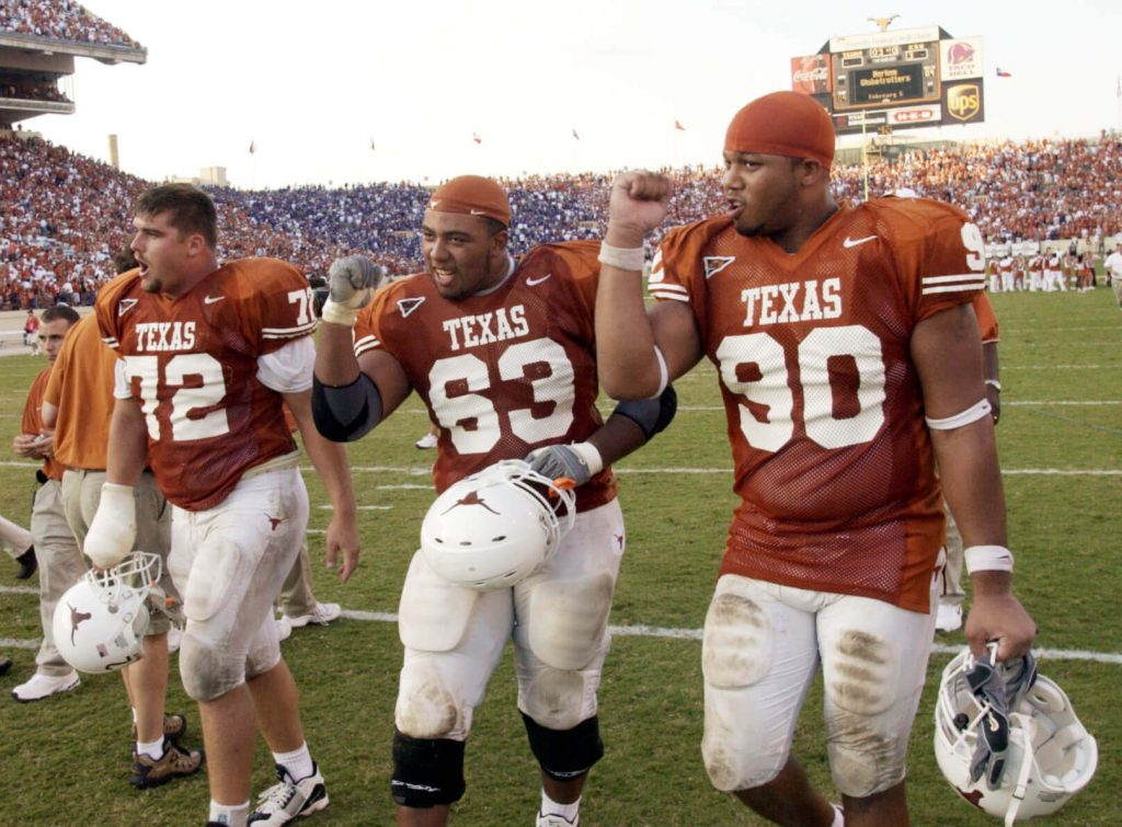 College Football Betting 2005 Texas Longhorns