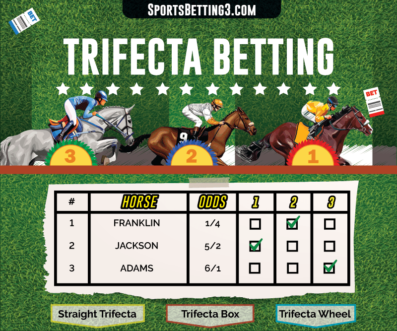 Trifecta Betting Explained