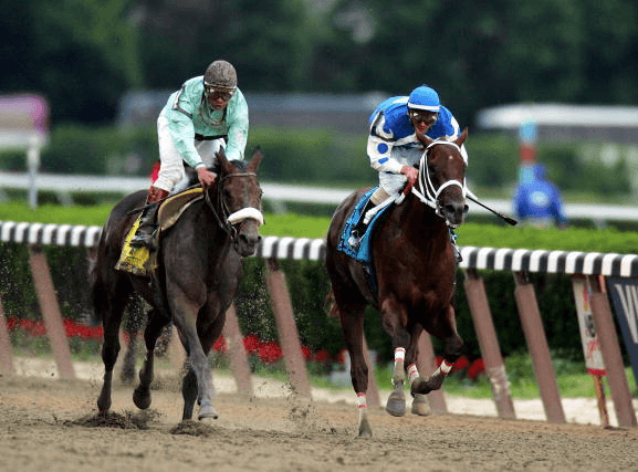 2004 Belmont Stakes Longshot Birdstone