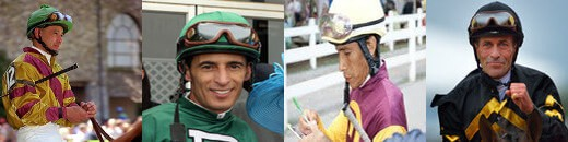 Belmont Stakes Top Jockeys