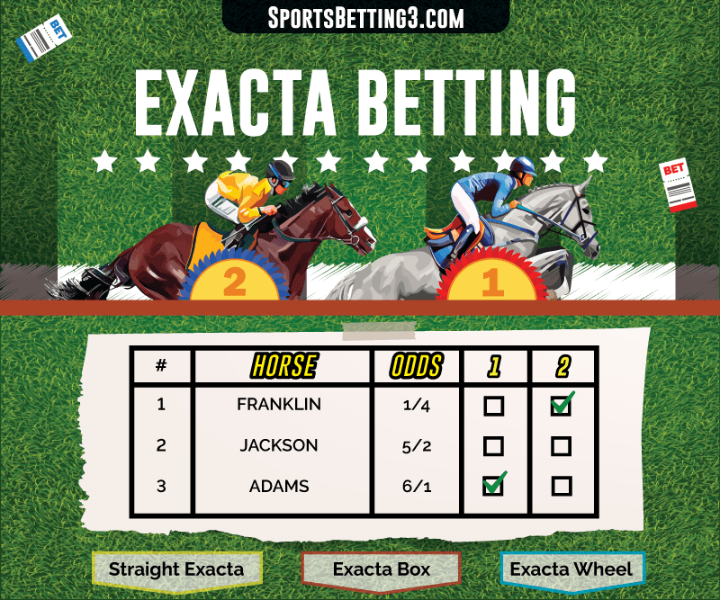 Exacta Betting Explained
