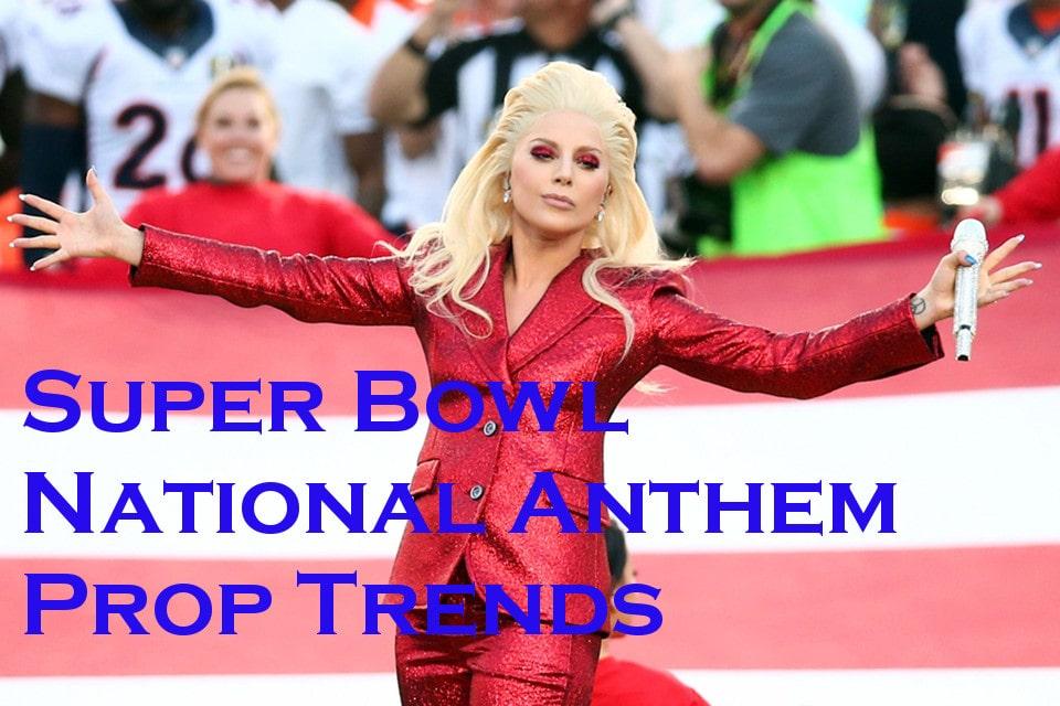 Super Bowl National Anthem Prop