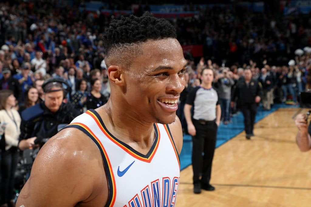 NBA All-Star Game MVP Betting Pick Russell Westbrook