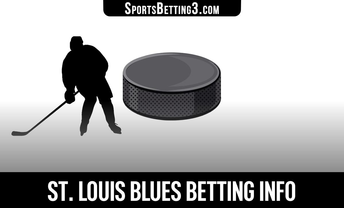 St. Louis Blues Betting Info