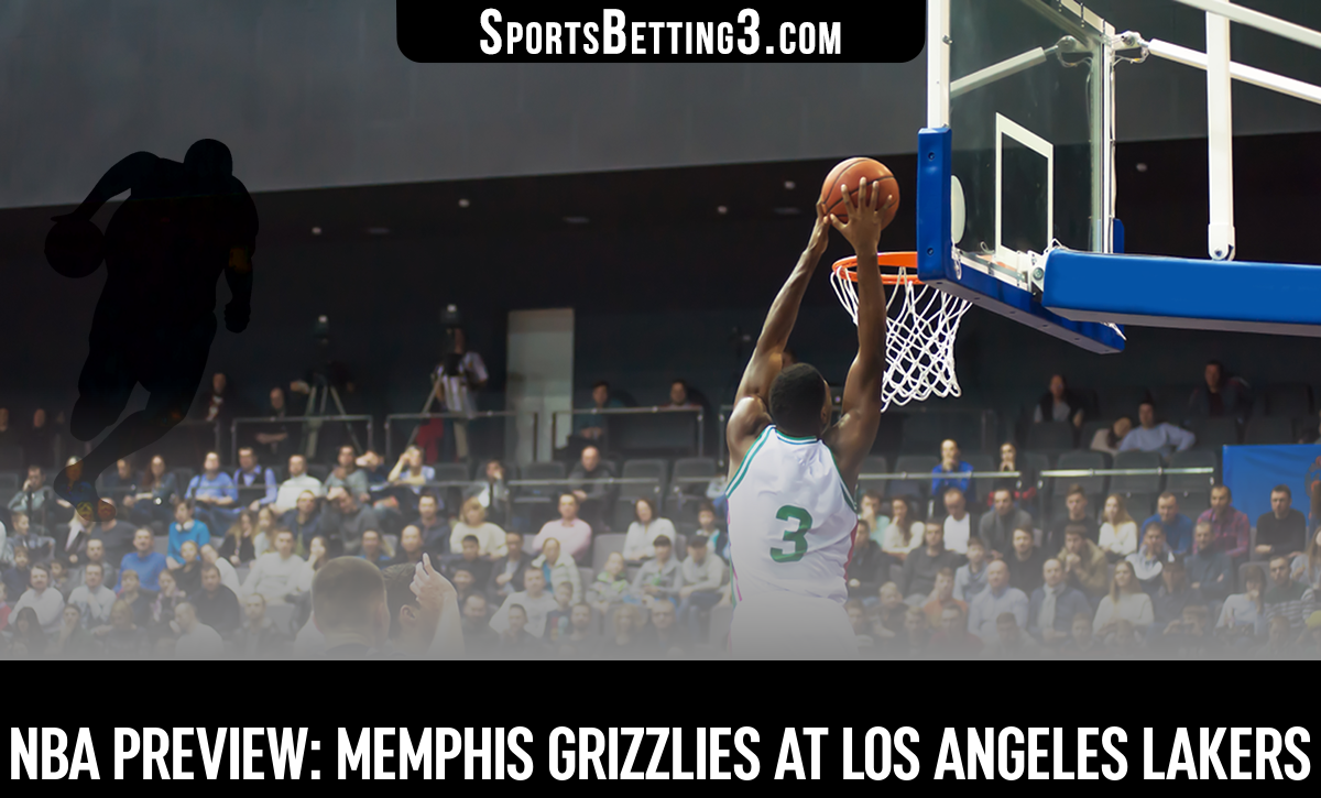 NBA Preview: Memphis Grizzlies At Los Angeles Lakers