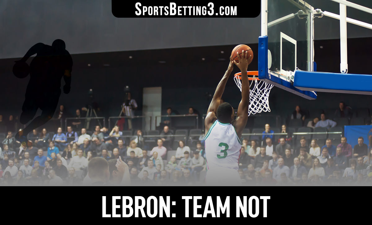 """LeBron: Team """"Not Mentally Ready"""" For Playoffs.... But Who Is?"""