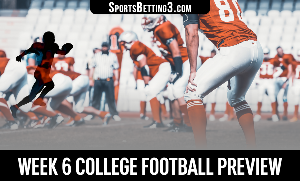 Week 6 College Football Preview