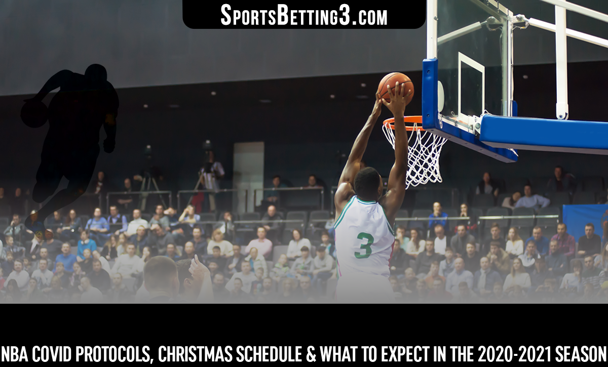 NBA Covid Protocols, Christmas Schedule & What To Expect In The 2020-2021 Season