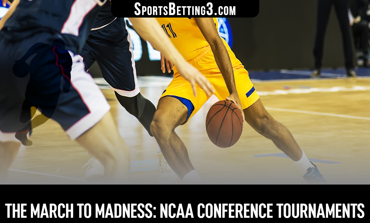 The March To Madness: NCAA Conference Tournaments