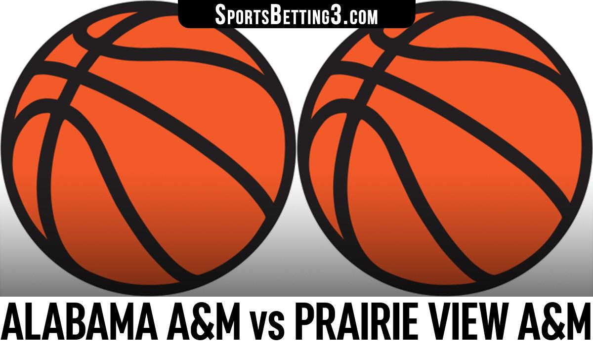 Alabama A&M vs Prairie View A&M Betting Odds