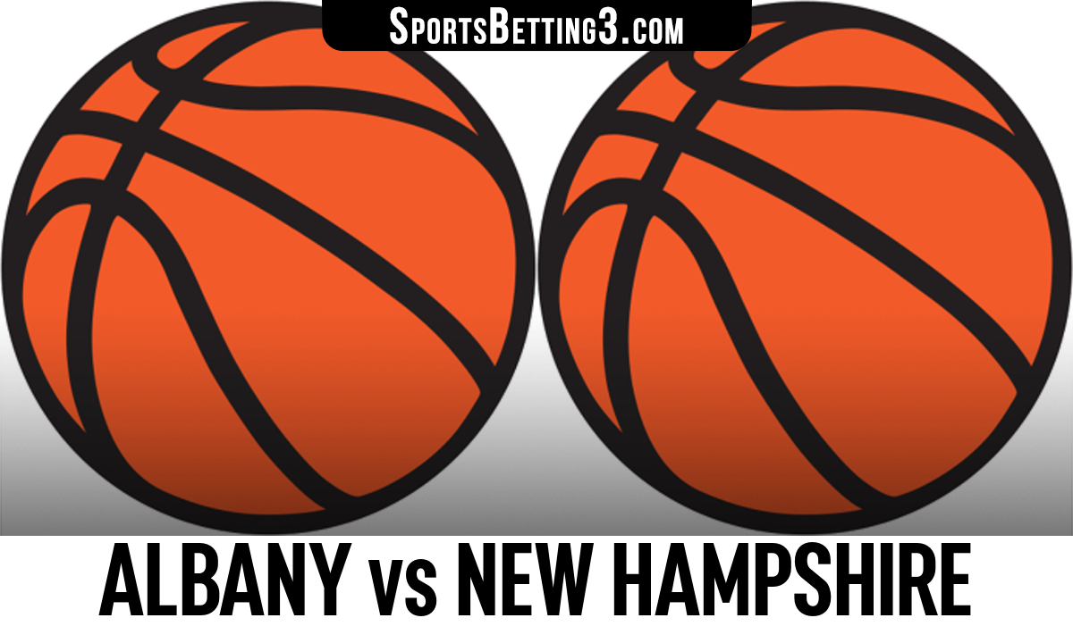 Albany vs New Hampshire Betting Odds