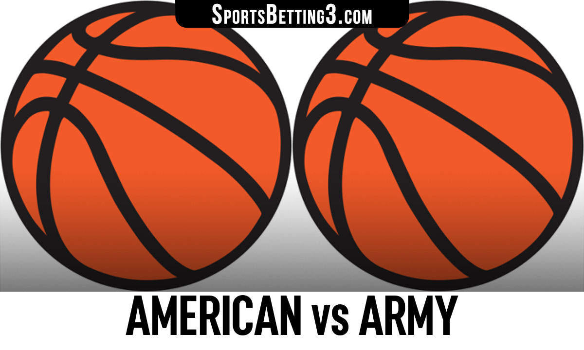 American vs Army Betting Odds