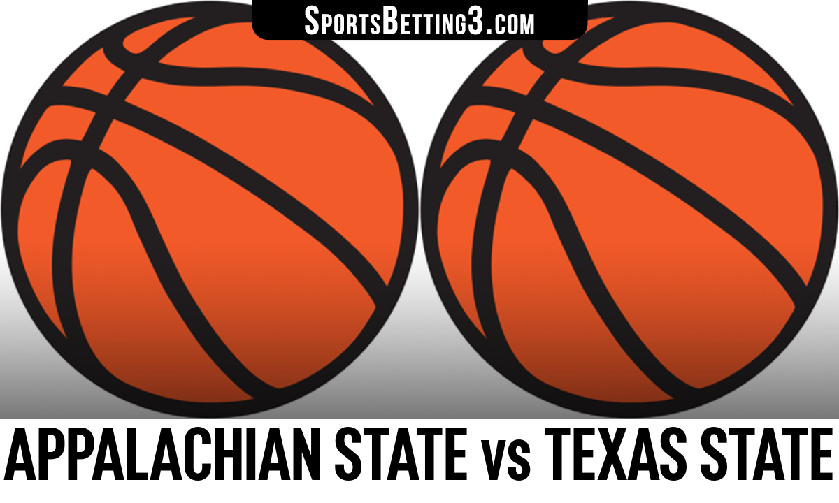 Appalachian State vs Texas State Betting Odds