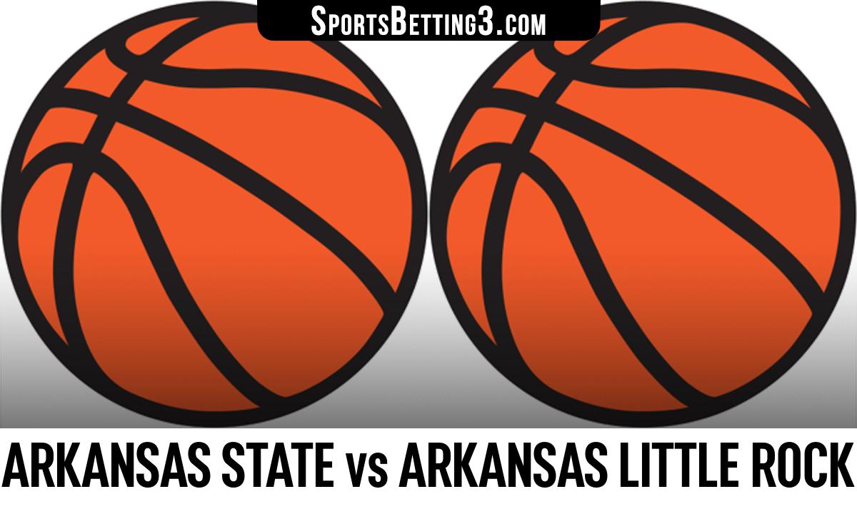 Arkansas State vs Arkansas Little Rock Betting Odds