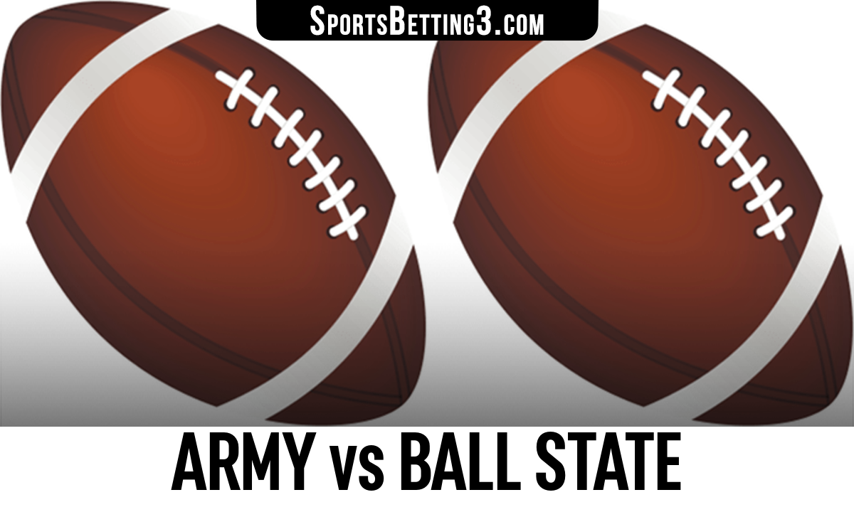 Army vs Ball State Betting Odds