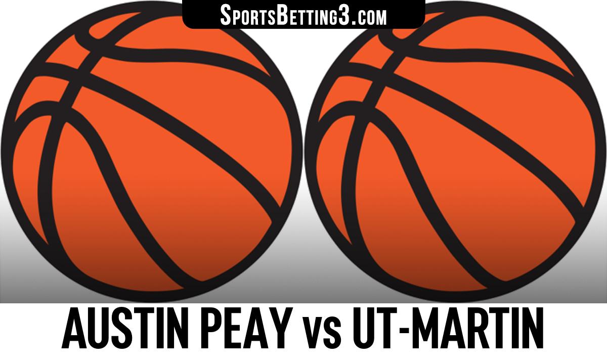 Austin Peay vs UT-Martin Betting Odds