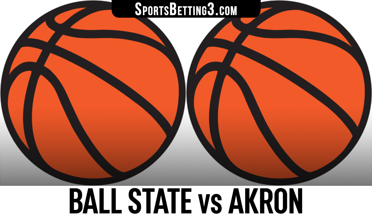 Ball State vs Akron Betting Odds