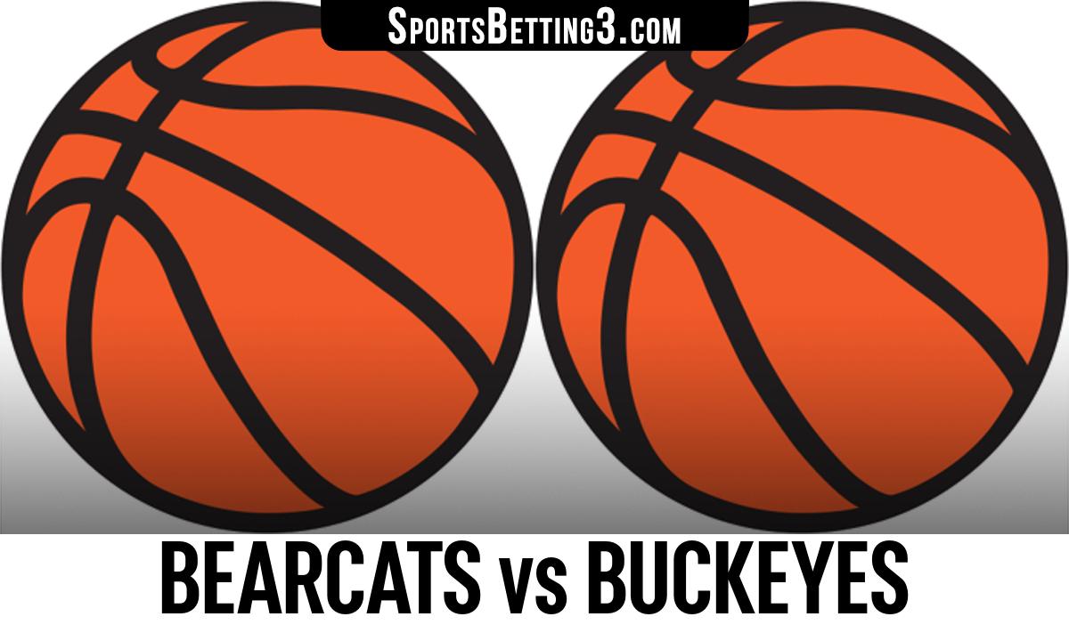 Bearcats vs Buckeyes Betting Odds