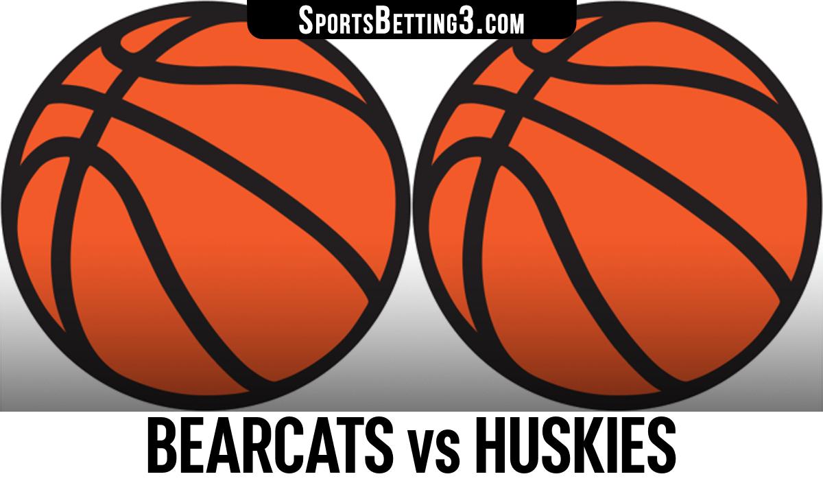 Bearcats vs Huskies Betting Odds