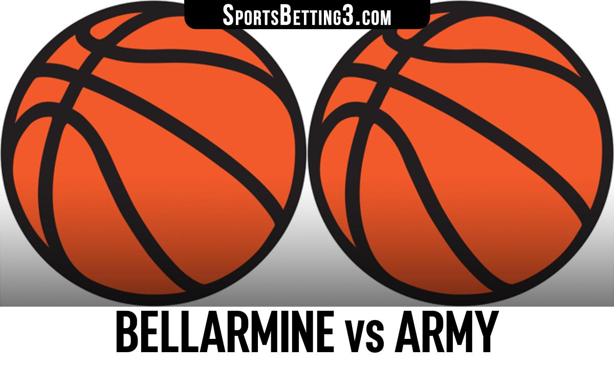 Bellarmine vs Army Betting Odds