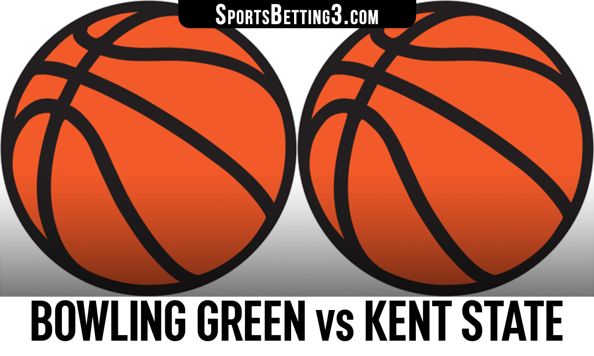 Bowling Green vs Kent State Betting Odds