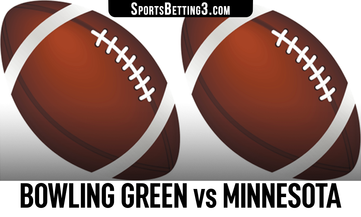 Bowling Green vs Minnesota Betting Odds