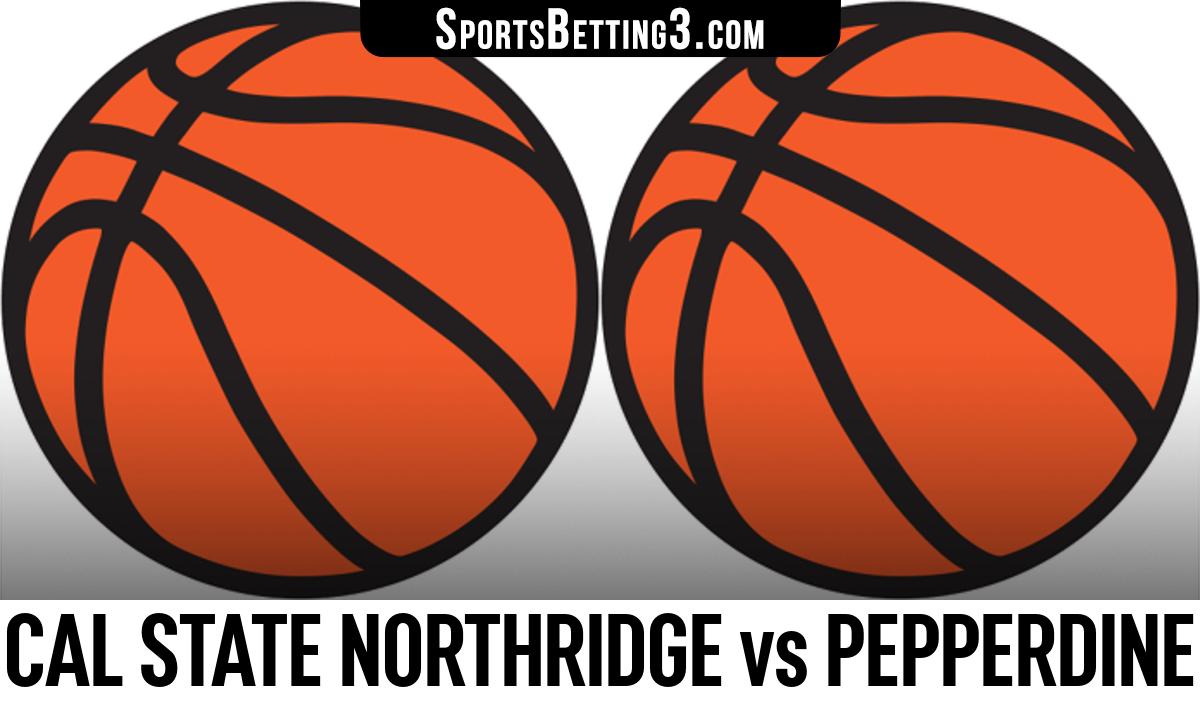 Cal State Northridge vs Pepperdine Betting Odds