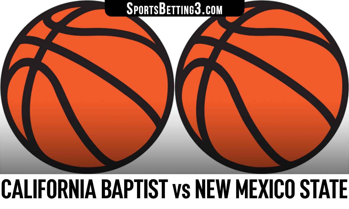 California Baptist vs New Mexico State Betting Odds