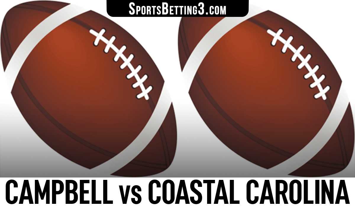 Campbell vs Coastal Carolina Betting Odds