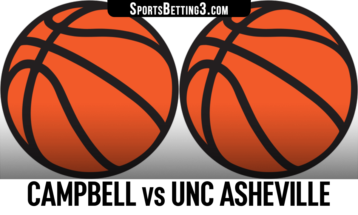 Campbell vs UNC Asheville Betting Odds
