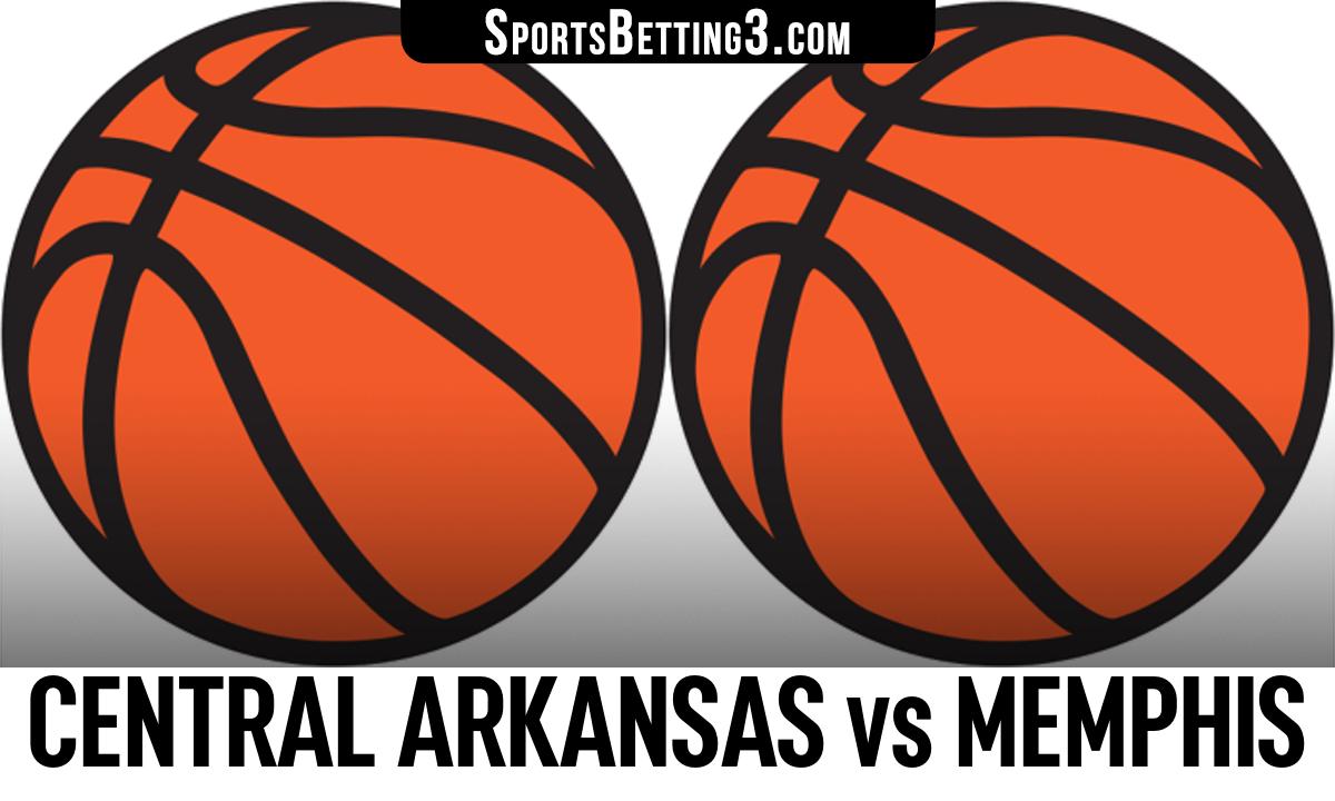 Central Arkansas vs Memphis Betting Odds