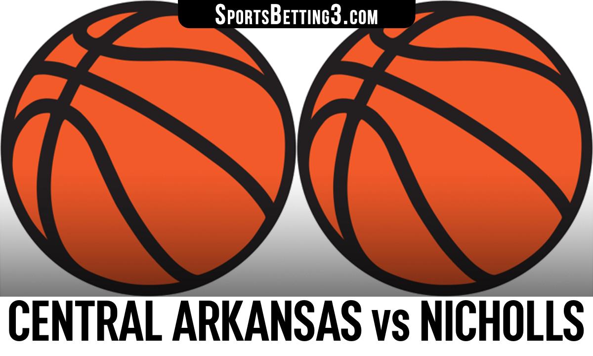 Central Arkansas vs Nicholls Betting Odds