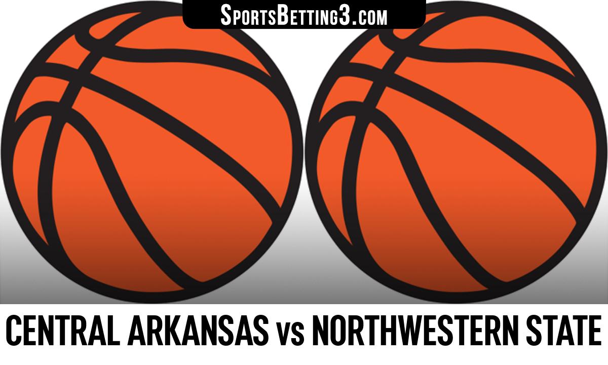 Central Arkansas vs Northwestern State Betting Odds
