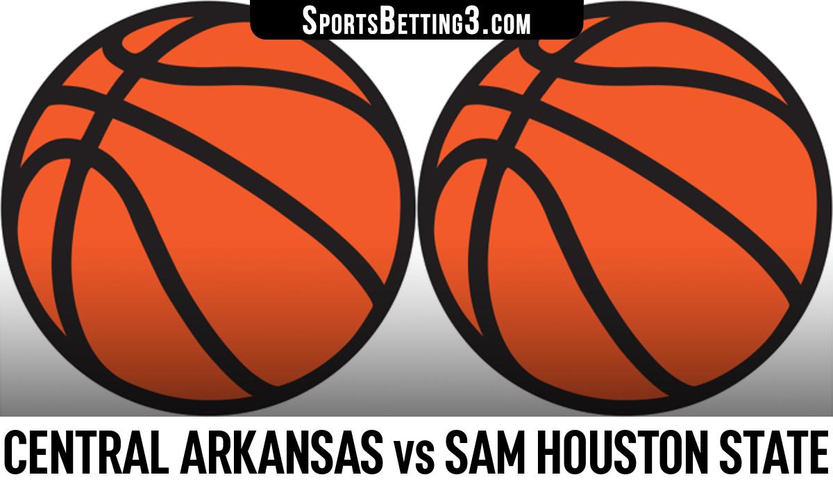 Central Arkansas vs Sam Houston State Betting Odds
