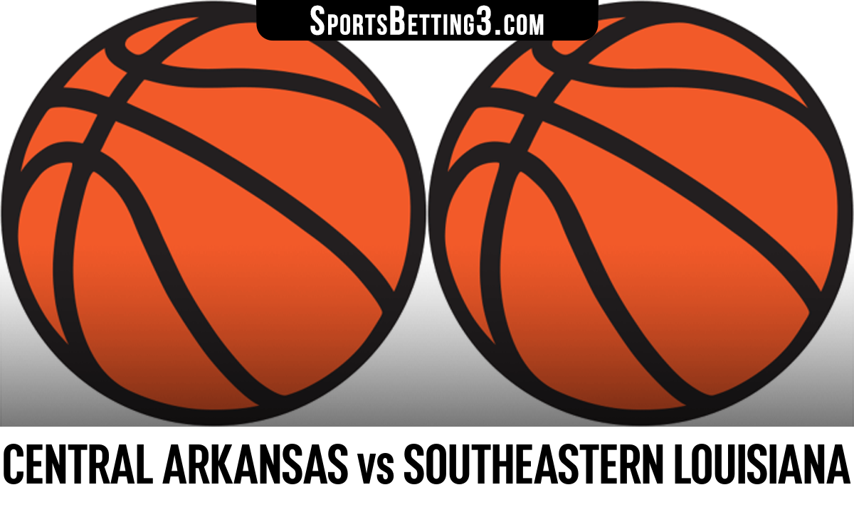 Central Arkansas vs Southeastern Louisiana Betting Odds