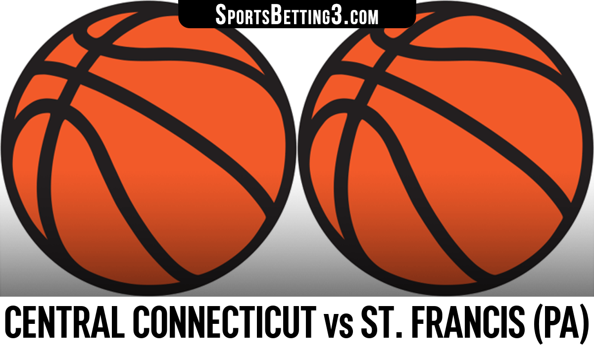 Central Connecticut vs St. Francis (PA) Betting Odds