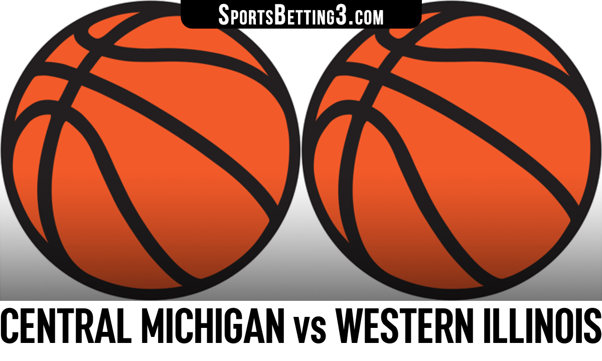 Central Michigan vs Western Illinois Betting Odds