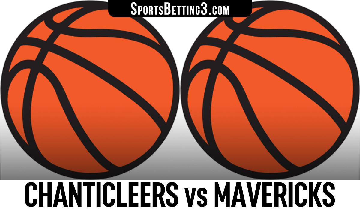Chanticleers vs Mavericks Betting Odds