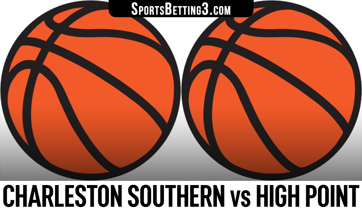 Charleston Southern vs High Point Betting Odds