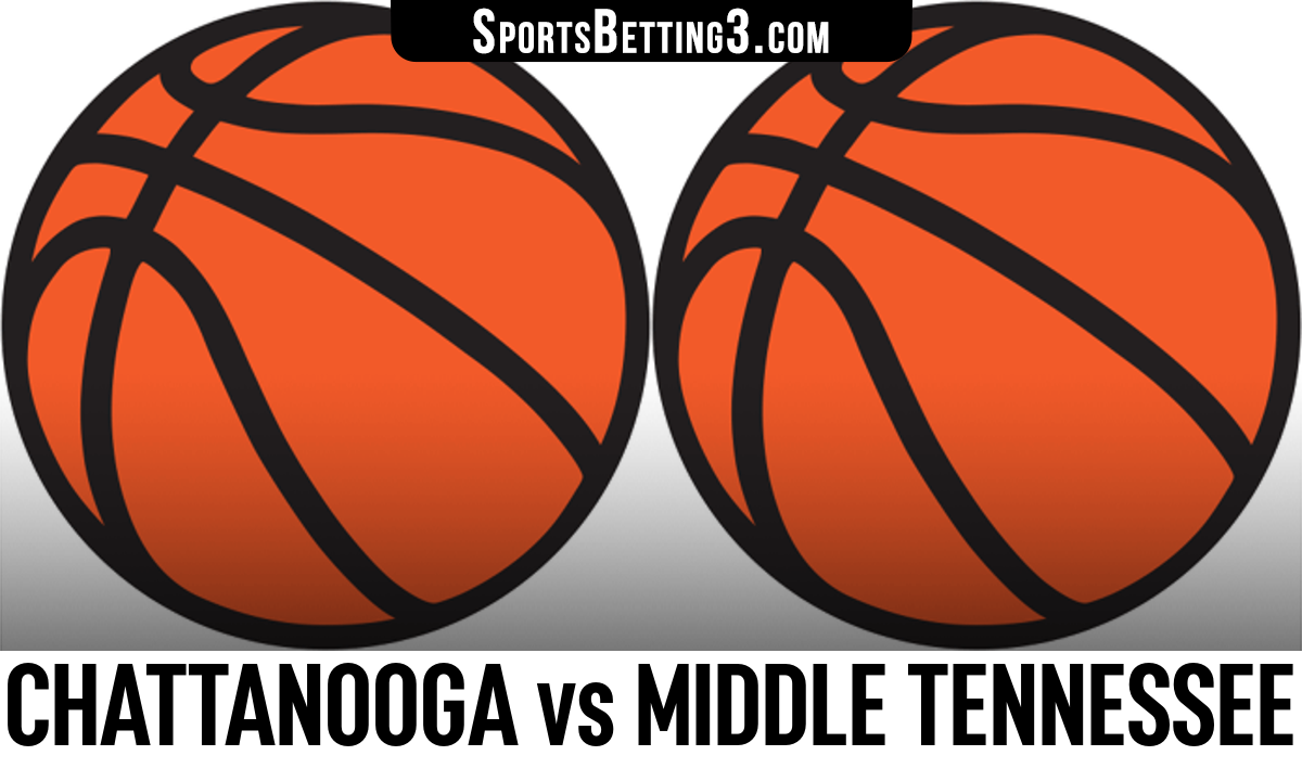Chattanooga vs Middle Tennessee Betting Odds
