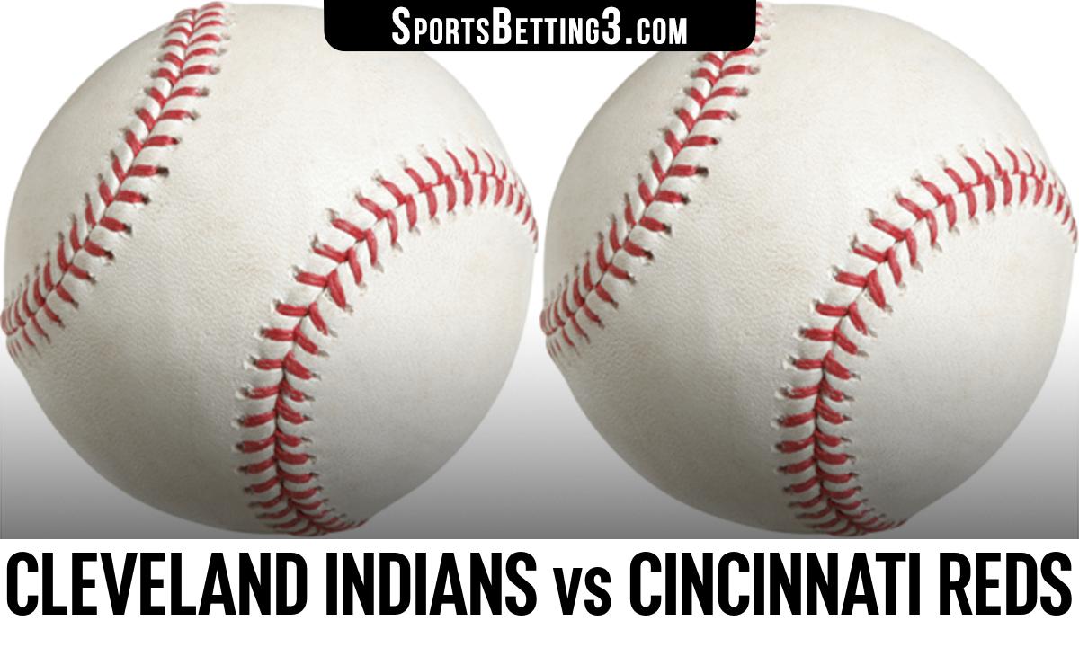 Cleveland Indians vs Cincinnati Reds Betting Odds