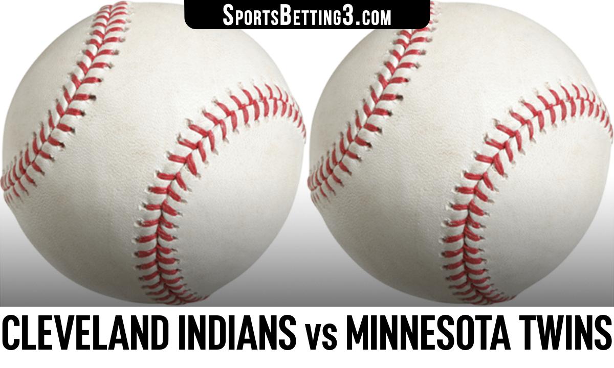 Cleveland Indians vs Minnesota Twins Betting Odds