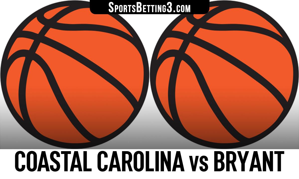 Coastal Carolina vs Bryant Betting Odds