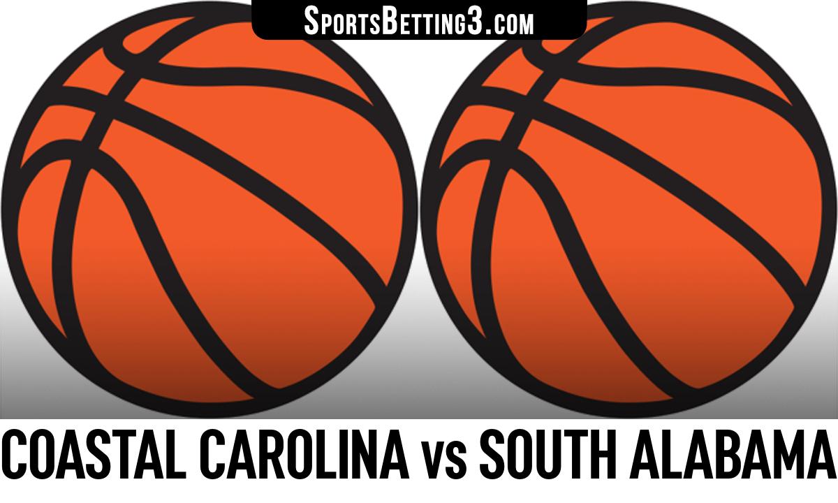 Coastal Carolina vs South Alabama Betting Odds