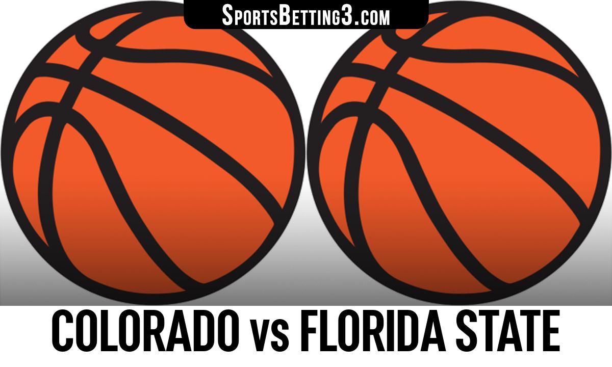 Colorado vs Florida State Betting Odds