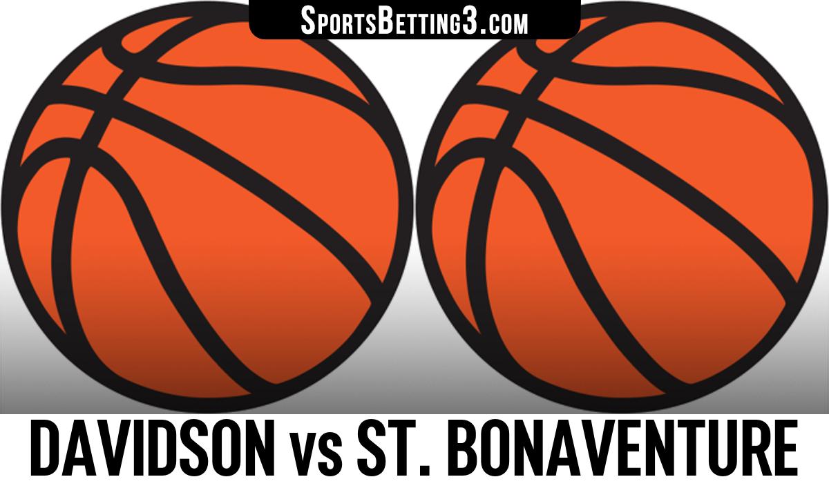 Davidson vs St. Bonaventure Betting Odds