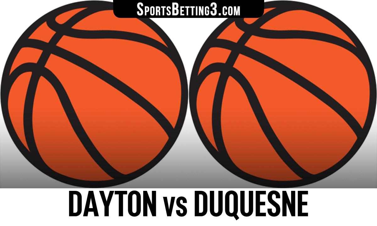 Dayton vs Duquesne Betting Odds