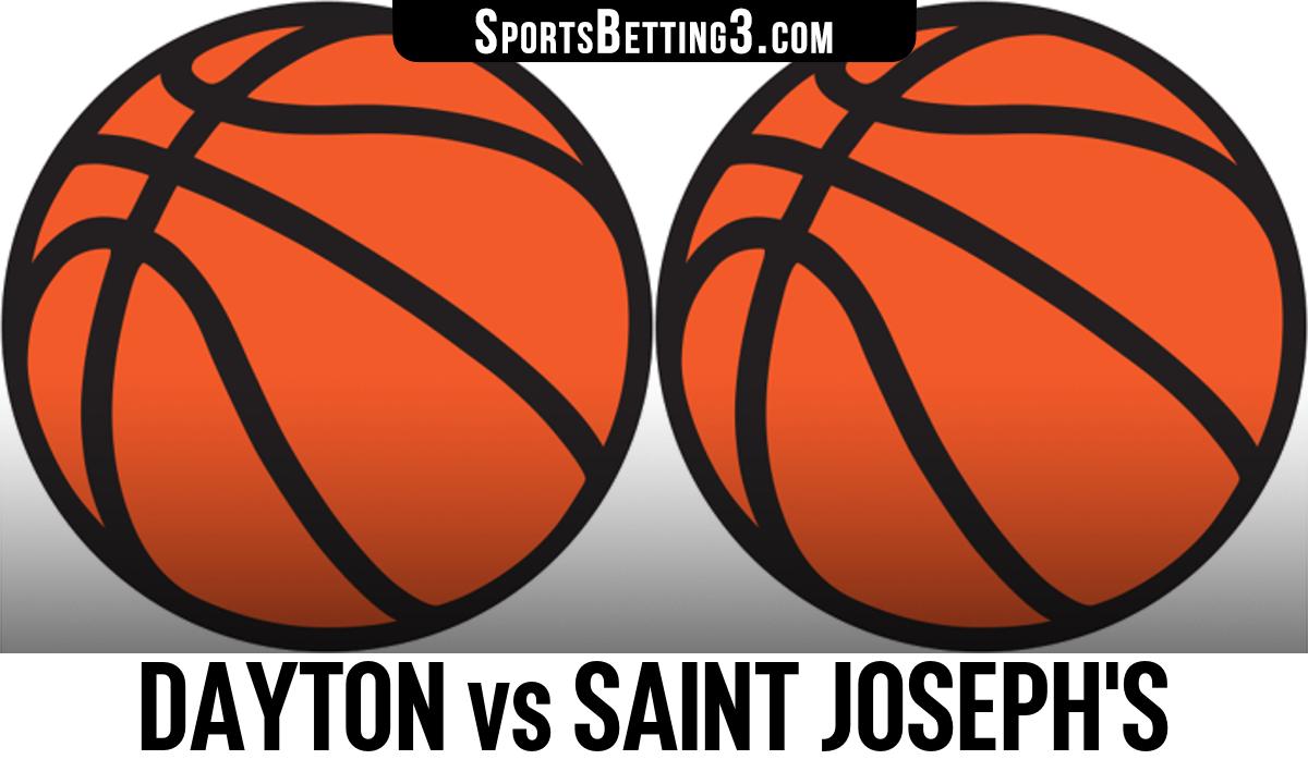 Dayton vs Saint Joseph's Betting Odds